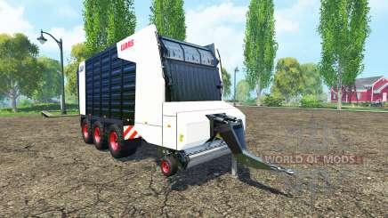 CLAAS Cargos 9500 black pour Farming Simulator 2015
