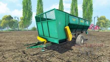 KRF 10 v1.1 pour Farming Simulator 2015
