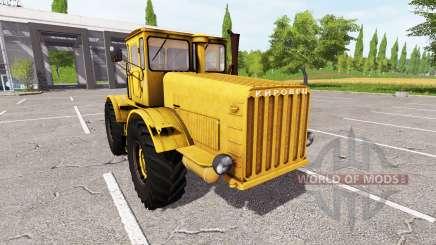 Kirovets K-700 pour Farming Simulator 2017