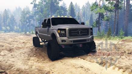 Ford F-450 Super Duty pour Spin Tires