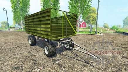 Conow HW 80 für Farming Simulator 2015