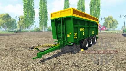 ZDT Mega 25 v2.2 für Farming Simulator 2015