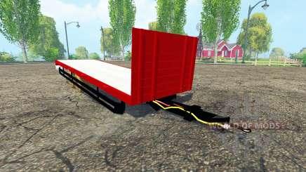 Schwarzmuller pour Farming Simulator 2015