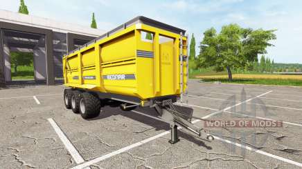 Bednar Wagon pour Farming Simulator 2017
