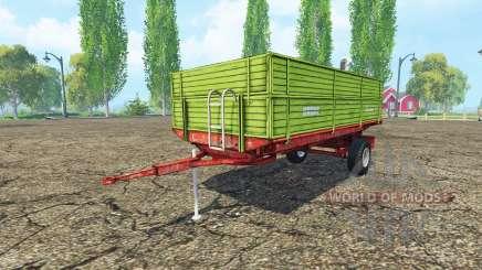 Krone Emsland v1.2 pour Farming Simulator 2015