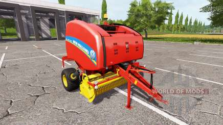 New Holland Roll-Belt 460 pour Farming Simulator 2017