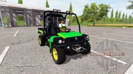 John Deere Gator 825i v1.1 pour Farming Simulator 2017