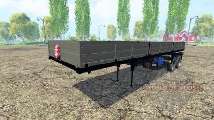 Nefas 93 344 v1.1 für Farming Simulator 2015