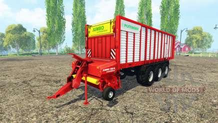 POTTINGER Jumbo 10010 für Farming Simulator 2015