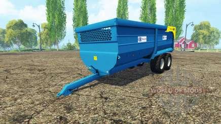Die Anhänger-LKW-Kane für Farming Simulator 2015