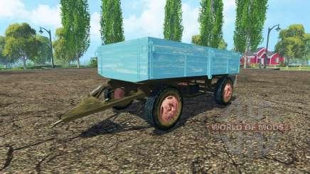 GKB 817 v2.0 pour Farming Simulator 2015