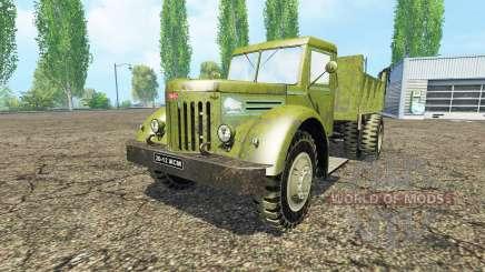 MAZ 205 pour Farming Simulator 2015