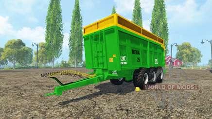 ZDT Mega 25 v4.0 für Farming Simulator 2015
