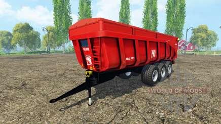 Gilibert 2400 Pro für Farming Simulator 2015