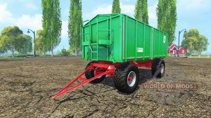 Kroger HKD 302 v1.1 für Farming Simulator 2015