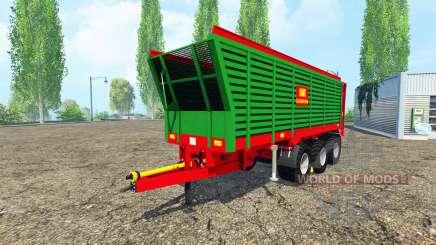 Hawe SLW 50 für Farming Simulator 2015