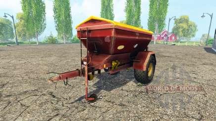 Bredal K85 pour Farming Simulator 2015