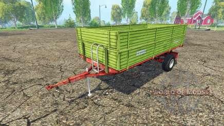 Krone Emsland multi v1.6.2 für Farming Simulator 2015