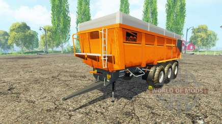 Dezeure DK33T für Farming Simulator 2015
