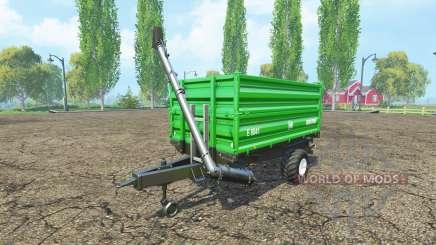 BRANTNER E 8041 overload v1.1 pour Farming Simulator 2015