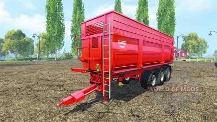Krampe BBS 900 farbwahl v2.0 pour Farming Simulator 2015