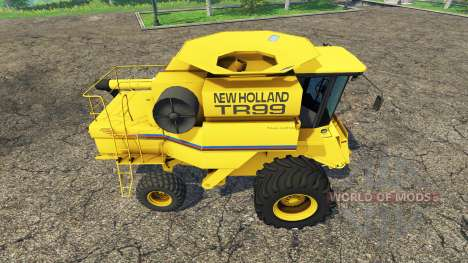 New Holland TR99 v1.4.2 pour Farming Simulator 2015