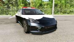 Hirochi SBR4 Japanese Police für BeamNG Drive