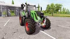 Fendt 826 Vario v1.0.0.1 für Farming Simulator 2017