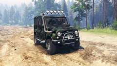 UAZ 3153 Expedition
