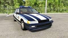 Ibishu Pessima Serbian Police für BeamNG Drive