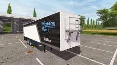 Schmitz Cargobull Modding Welt für Farming Simulator 2017