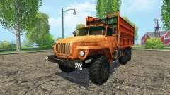 Oural 5557 agricole surnom de l'