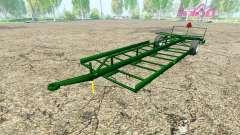 Remorque Tucows pour Farming Simulator 2015