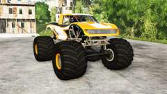 CRD Monster Truck v1.01 pour BeamNG Drive
