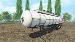 Semitrailer tank für Farming Simulator 2015