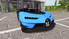 Bugatti Vision Gran Turismo pour Farming Simulator 2017