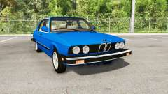 BMW 535is v1.1 pour BeamNG Drive