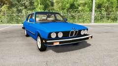 BMW 535is v1.1 für BeamNG Drive
