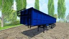 Tonar tipper semi-trailer