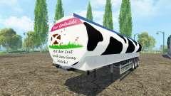 Molokovozy Auflieger Fliegl v0.9 für Farming Simulator 2015