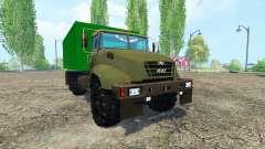 Le KrAZ B18.1