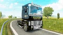 Rockstar peau pour Renault Magnum tracteur