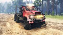 KrAZ 255 de l'URSS