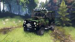 UAZ 315195 hunter-turbodiesel expedition v5.0