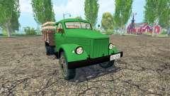 GAS 51 grün
