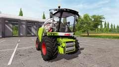 CLAAS Jaguar 930 pour Farming Simulator 2017