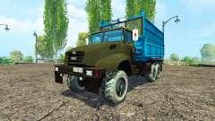 Le KrAZ B18.1 agricole surnom v1.1