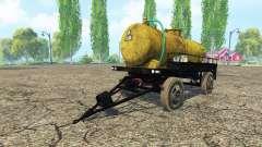 Trailer tank pour Farming Simulator 2015