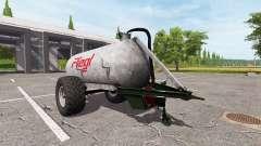 Fliegl 5000 pour Farming Simulator 2017