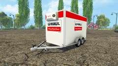 Remorque U-Haul